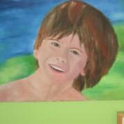 2014 - Josh, Öl auf Leinwand, 70 x 50