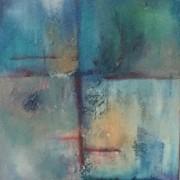 2015 - Strikt getrennt, Öl auf Leinwand, 40 x 50