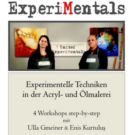 Experimentelle Malerei - Workshops auf DVD
